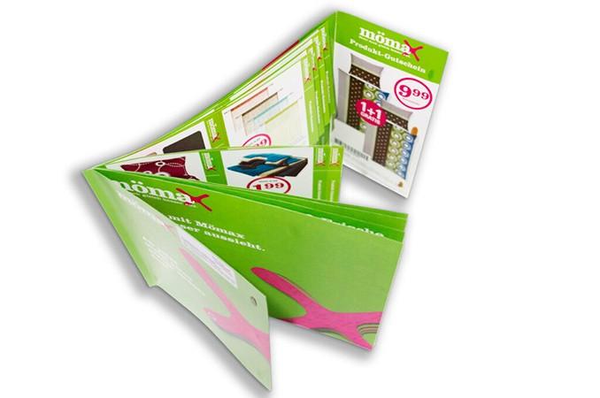Marketing Bezpośredni - mocne narzędzie powiększenia sprzedaży. mailing promocyjny dla Mömo