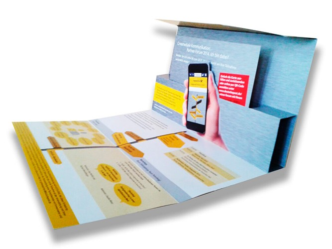 Mailing promocyjny Detsche Post